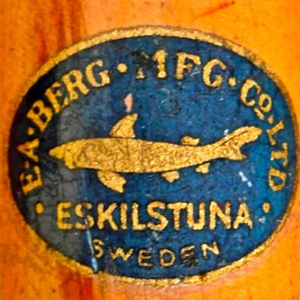 B.GF - Blue . Gold Flake